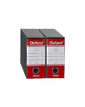 Registratore oxford g81 rosso Esselte 390781160 8004157741160 390781160_56491