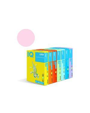 Carta fotocopie colorata tenue gr.160 a4 i/q rosa opi74 fg.25 180036603