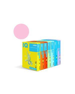 Carta fotocopie colorata tenue gr.160 a4 i/q rosa tenue pi25 fg.25 180036622