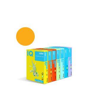 Carta fotocopie colorata medio gr.80 a4 fg.500 oro ag10 MONDI 180036652 9003974406374 180036652