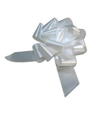 Sacchetto 50 granfiocco bianco 48mm diam 190mm bolis 56014860509 8001565065925 56014860509_56745 by Bolis