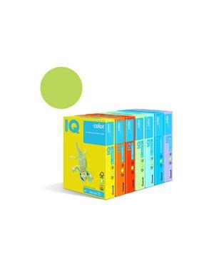 Carta fotocopie colorata forte gr.160 a4 fg.250 verde tiglio lg46 MONDI 180036250 9003974401010 180036250