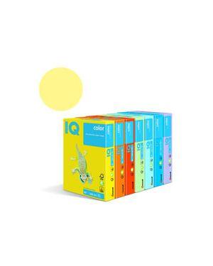Carta fotocopie colorata medio gr.160 a4 i/q giallo limone zg34 fg.250 180036641