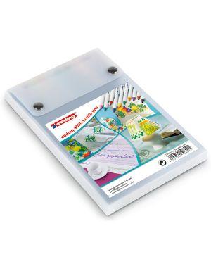 Astuccio 10 marcatore edding 4600 ass. p.conica 1mm per tessuto E-4600-10 S 4004764787227 E-4600-10 S_56811 by Edding