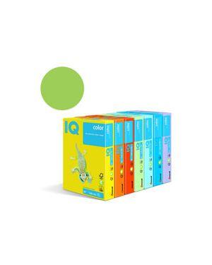 Carta fotocopie colorata forte gr.160 a4 i/q verde maggio ma42 fg.250 180036254