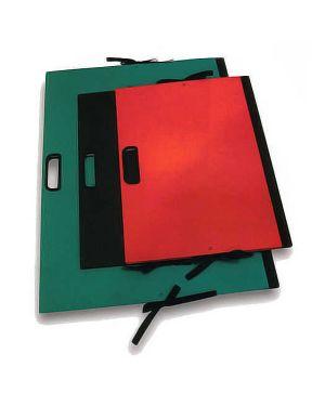 Cartella portadisegni c - maniglia 70x50cm rosso brefiocart 0204404-R 8014819006346 0204404-R_56901 by Brefiocart