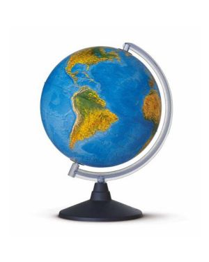 Globo geografico illuminato elite Ø 30cm novarico 0330ELFGITKBT04B 8000623000090 0330ELFGITKBT04B_56950
