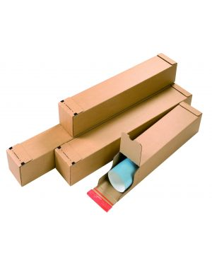 Tubo postale 70,5x10,8x10,8cm doppio strip CP072.05 4033657720508 CP072.05_57011