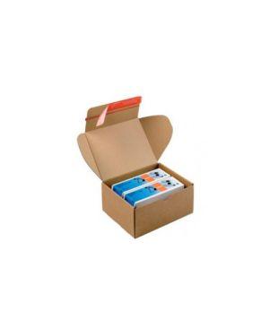 Scatole spedizione modulbox 19,2x15,5x4,3cm avana Confezione da 20 pezzi CP080.04_57016 by Colompac