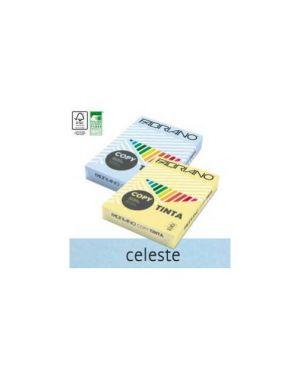 Carta copy tinta a4 80gr 500fg col.Tenue celeste 60721297_57176