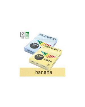 Carta copy tinta a4 80gr 500fg col.tenue banan 61121297_57180