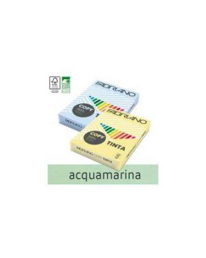Carta copy tinta a4 80gr 500fg col.Tenue acquamarina 61221297_57181