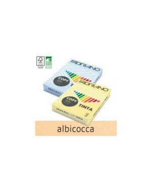 Carta copy tinta a4 80gr 500fg col.Tenue albicocca 61321297_57182