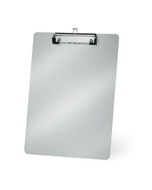 Portablocco in alluminio con molla e gancio 230x315mm lebez 7720 8007509077207 7720_57221 by Esselte