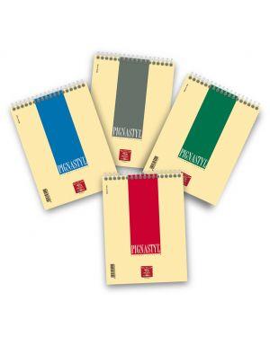 Quaderno pignastyl a5 ff.60 80g Pigna 02156275M 8005235434646 02156275M_57225 by Pigna