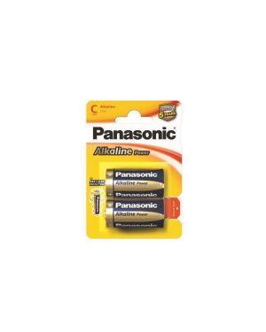 Blister 2 pile torcia alkaline d 1,5v panasonic C500020 5410853039211 C500020_57376 by Panasonic