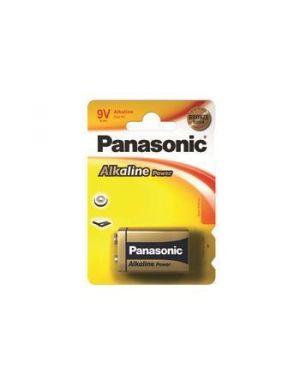 Blister pila transistor 9v alkaline panasonic C500061 5410853039303 C500061_57377 by Panasonic