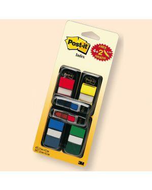 200 segnapagina index 680 in 4 colori classici + 48 mini frecce 67378._57406 by Esselte