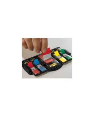 Dispenser 50 segnapagina index 680-1+140 683 in 4 colori classici Confezione da 6 pezzi 98815_57408 by Post-it