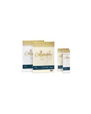 Carta calligraphy lino 200gr a4 50fg avorio 02 A69Q614_57471 by No