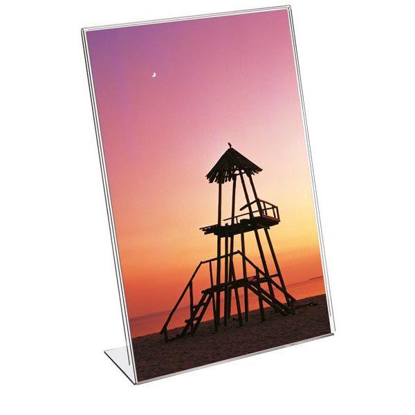 Portadepliant acrilico 21x30cm art.7098 7098 8007509036228 7098_57748 by Lebez