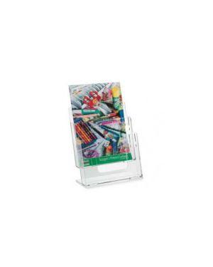 Portadepliant componibili 2 tasche a4 da banco e parete art.5027 Confezione da 2 pezzi 5027_57752 by Lebez