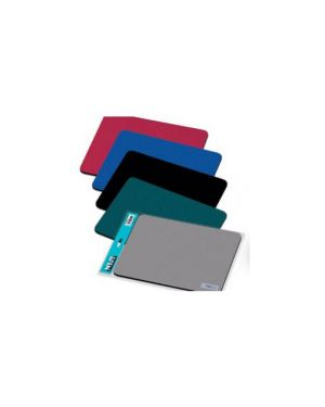 Tappetino mouse 220x255mm 3011 grigio niji 3011-GR 8002787301181 3011-GR_57884 by Niji Italiana
