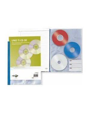 Album porta 30cd uno ti 22x30 blu Sei rota 55403007 8004972015354 55403007_57959