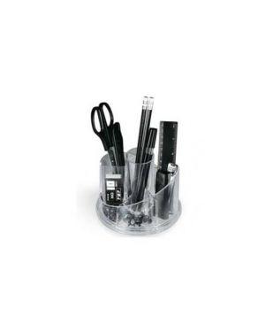 Set portatutto in plexiglass girevole c/accessori art.5475 5475_57991 by Niji Italiana