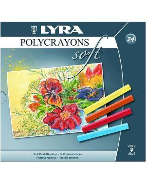 polycrayons soft Lyra L5651240 4084900501030 L5651240 by Lyra