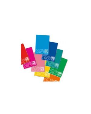 Maxiquaderno 210x297mm a4 18fg+1 100gr 5mm one color blasetti Confezione da 10 pezzi 1924_59525 by Esselte