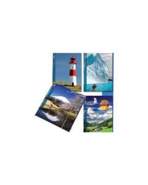 Cartella 3l c/elastico 26x35cm paesaggi 4175 blasetti Confezione da 10 pezzi 4175_59564