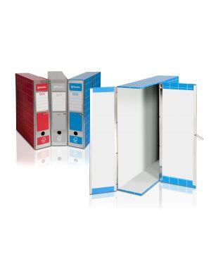 Scatola archivio box1 blu 37,5x29,5x9cm RESX101-B 8014819014563 RESX101-B_59591 by Resisto