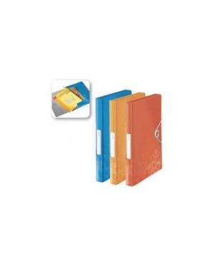Cartella progetti c/elastico 33x25 cm d.So 3 blu bebop leitz 45680037_59863