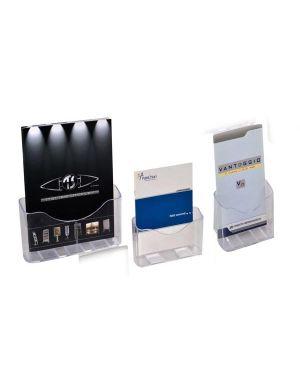 Portadepliant da banco 1 - 3-a4 1tasca 12x20x9cm tecnostyl LH004 8010026003239 LH004_60947 by Tecnostyl