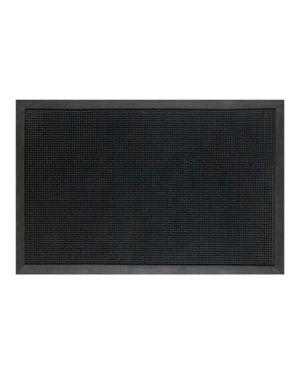 Tappeto in gomma roller nero 46x70cm velcoc 602047_60963