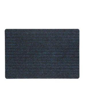 Zerbino asciugapassi kent 50x80cm grigio antracite velcoc 200021-GA 8000771200021 200021-GA_60967