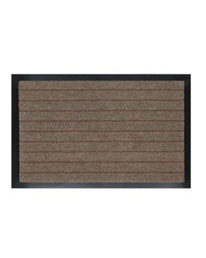 Zerbino asciugapassi alaska 60x90cm marrone velcoc 300301-MA 8000771990410 300301-MA_60970 by Velcoc