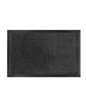 Zerbino asciugapassi nevada 40x70cm grigio antracite velcoc 301827-GA_60973
