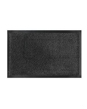 Zerbino asciugapassi nevada 60x90cm grigio antracite velcoc 301834-GA_60975
