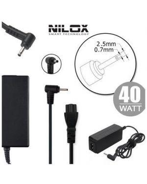Alim asus 19v 2.1a 2.5 x 0.7mm Nilox NLX40W-AS06 8059616337163 NLX40W-AS06 by No
