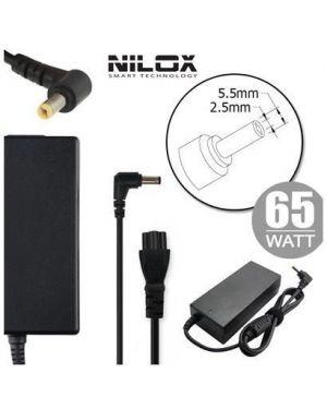 Alim acer 19v 3.42a 5.5 x 2.5mm Nilox NLX65W-AR02 8059616337125 NLX65W-AR02