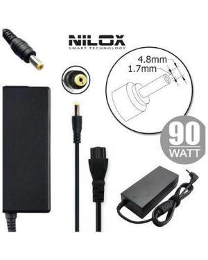 Alim hp 18.5v 4.9a 4.8x1.7 bullet Nilox NLX90W-CP05 8059616337248 NLX90W-CP05