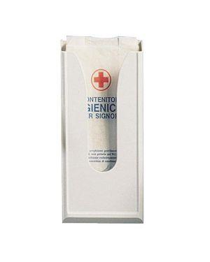 Dispenser sacchetti igienici mar plast A53101 8020090002229 A53101_61094 by Mar Plast