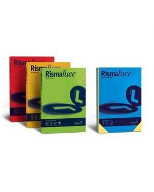 Rismaluce a4 200gr blu prussia 125f - Rismaluce A67K104_61297