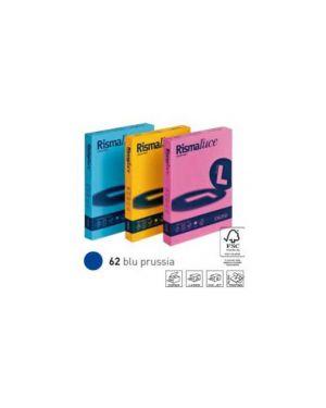 Carta rismaluce 200gr a4 125fg blu prussia 62 favini A67K104_61297
