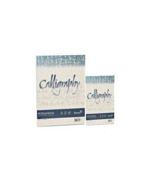 Carta calligraphy pergamena 90gr a4 50fg perla 10 favini A694204_61541