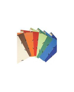 Cartellina con elastico 24x32cm assort. Forever recycled Confezione da 25 pezzi 56980E_61601