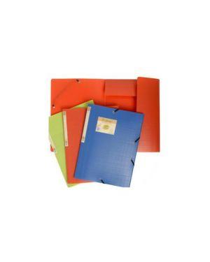 Cartellina pp con elastico 24x32cm verde anice forever recycled pp CONFEZIONE DA 15 551573E_61606 by Esselte