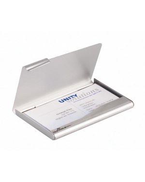 Porta biglietti visita in alluminio business card box 2415-23 4005546224404 2415-23_61641